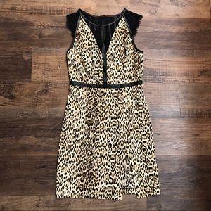 Animal Print Dress 10
